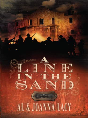 A Line in the Sand (The Kane: Al Lacy, Joanna