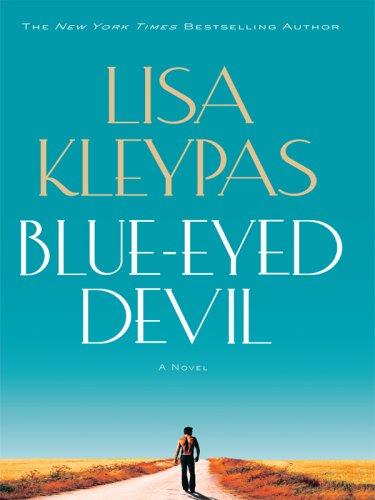 9781410406101: Blue-Eyed Devil (Thorndike Press Large Print Core Series)