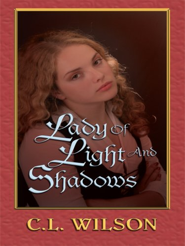 9781410406422: Lady of Light and Shadows (Thorndike Press Large Print Romance Series)