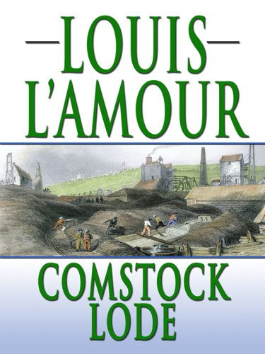 9781410406460: Comstock Lode (Thorndike Famous Authors)