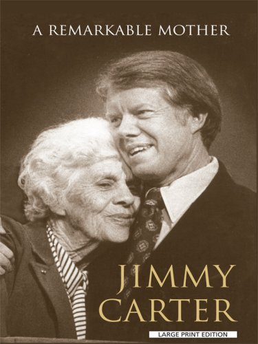 9781410406576: A Remarkable Mother (Thorndike Biography)