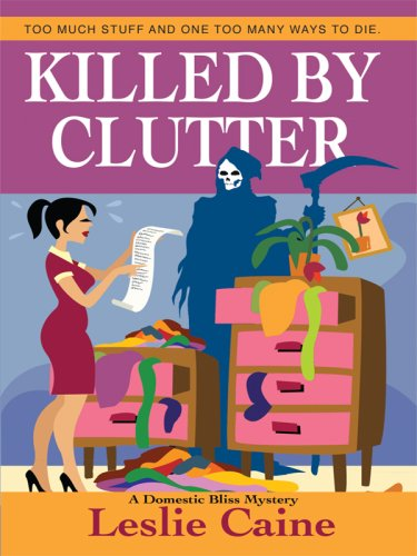 9781410406859: Killed by Clutter (Thorndike Clean Reads)