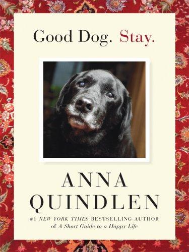 9781410406897: Good Dog. Stay. (Thorndike Press Large Print Nonfiction Series)