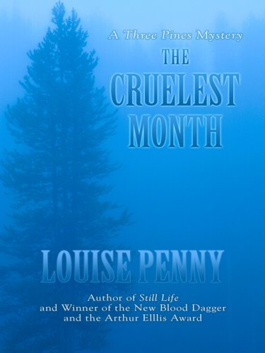 9781410407160: The Cruelest Month (Thorndike Press Large Print Mystery Series)