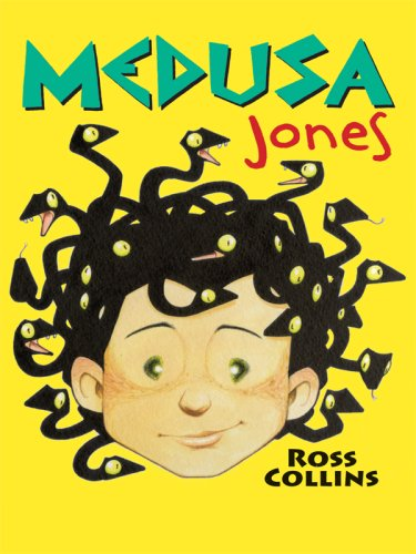 Medusa Jones (Thorndike Press Large Print Literacy Bridge Series): Ross Collins