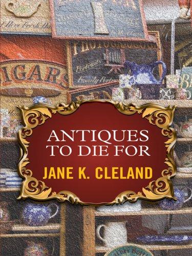 9781410407887: Antiques to Die for (Josie Prescott Antiques Mysteries)