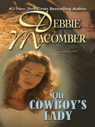 9781410408372: The Cowboy's Lady (The Manning Sisters: Thorndike Press Large Print Romance Series)