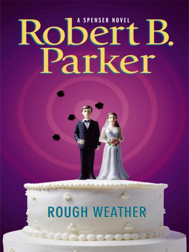 9781410408419: Rough Weather (Thorndike Press Large Print Core Series)