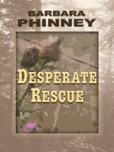 9781410408488: Desperate Rescue (Thorndike Christian Mystery)