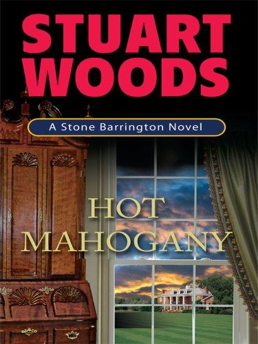 9781410408495: Hot Mahogany (Thorndike Press Large Print Basic Series)