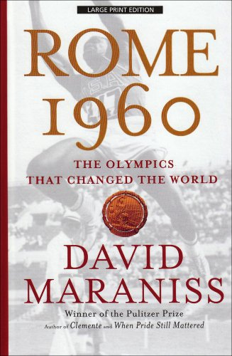 9781410408518: Rome: 1960 (Thorndike Press Large Print Nonfiction Series)