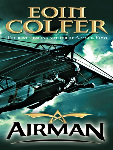 9781410408686: Airman (Thorndike Literacy Bridge Young Adult)