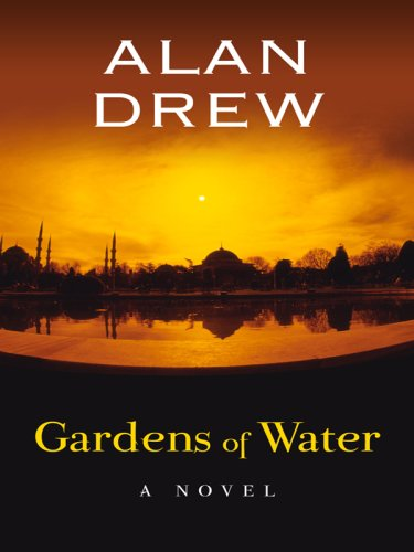9781410408716: Gardens of Water (Thorndike Press Large Print Core Series)