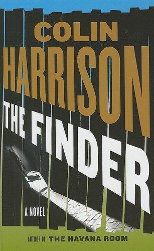 9781410409041: The Finder (Large Print Thriller)