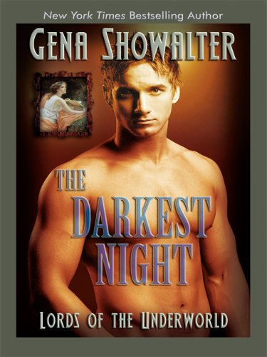 9781410409157: The Darkest Night (Thorndike Press Large Print Romance Series)