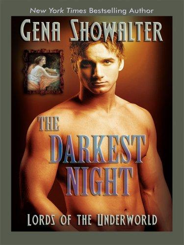 9781410409157: The Darkest Night (Thorndike Romance)