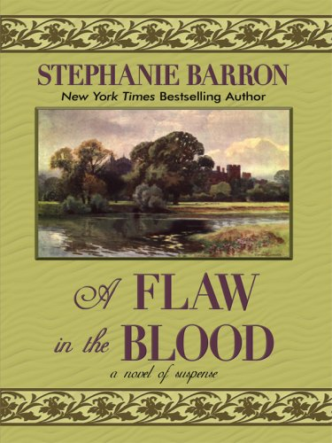 9781410409195: A Flaw in the Blood (Historical Fiction)