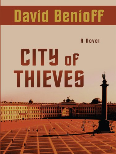 9781410409263: City of Thieves (Thorndike Press Large Print Basic Series)