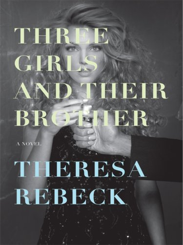 9781410409379: Three Girls and Their Brother (Thorndike Reviewers' Choice)