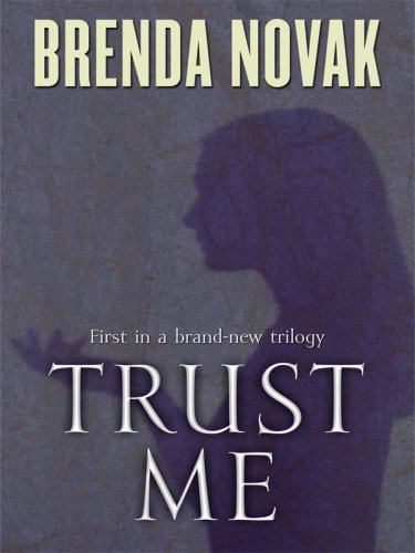 9781410409430: Trust Me (Thorndike Press Large Print Romance Series: The Last Stand)