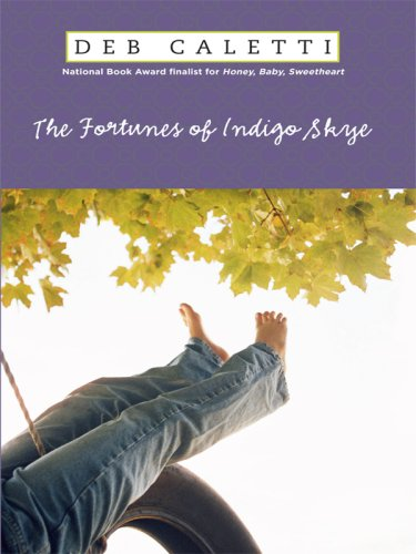 9781410409461: The Fortunes of Indigo Skye (Thorndike Literacy Bridge Young Adult)