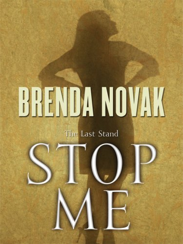 9781410409492: Stop Me (Thorndike Press Large Print Romance Series)