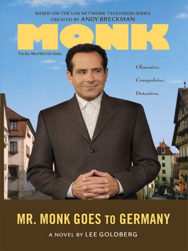 9781410409522: Mr. Monk Goes to Germany (Thorndike Large Print Laugh Lines: Monk)