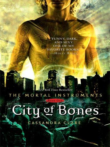 9781410409584: City of Bones (Mortal Instruments)