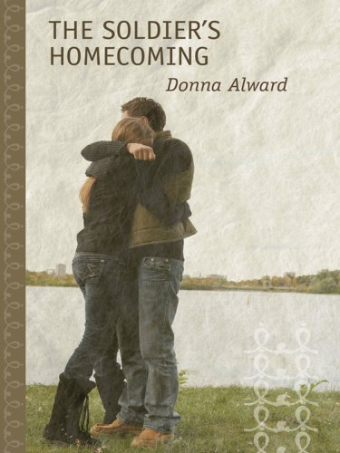 9781410409881: The Soldier's Homecoming (Thorndike Gentle Romance)