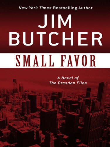 9781410409980: Small Favor (The Dresden Files, Book 10)