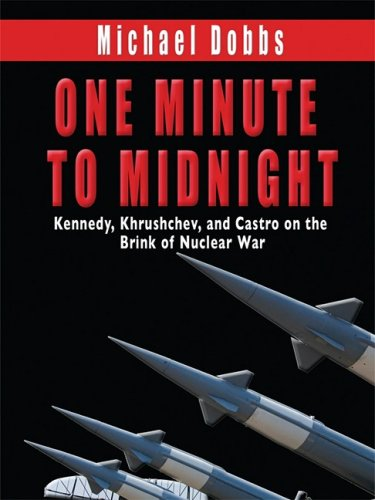 9781410410016: One Minute to Midnight (Thorndike Press Large Print Popular and Narrative Nonfiction Series)