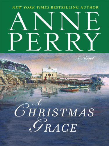 9781410410054: A Christmas Grace (Thorndike Press Large Print Basic Series)