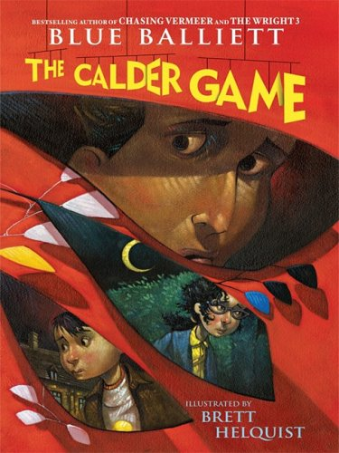9781410410177: The Calder Game (Thorndike Literacy Bridge Young Adult)