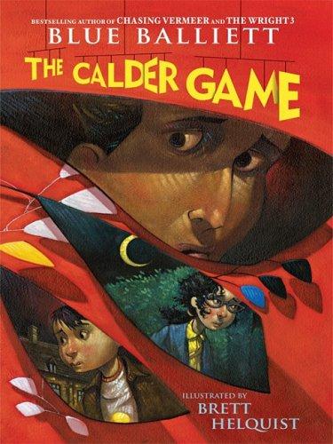 9781410410177: The Calder Game (Thorndike Press Large Print Literacy Bridge Series)