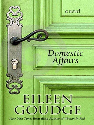 9781410410306: Domestic Affairs (Thorndike Press Large Print Core Series)