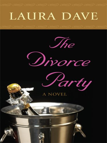 9781410410429: The Divorce Party (Thorndike Press Large Print Core Series)