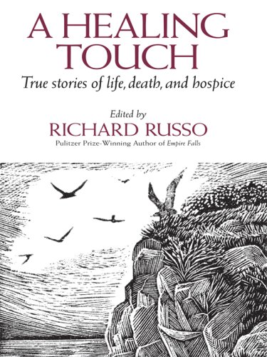 9781410410504: A Healing Touch: True Stories of Life, Death, and Hospice (Thorndike Health, Home & Learning)