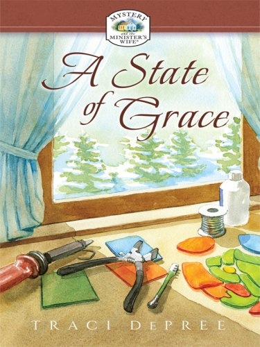 9781410410573: A State of Grace (Mystery and the Minister's Wife Series #2)