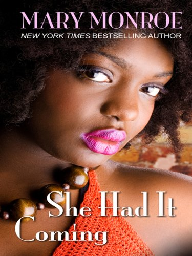 9781410410788: She Had It Coming (Thorndike Press Large Print African American Series)