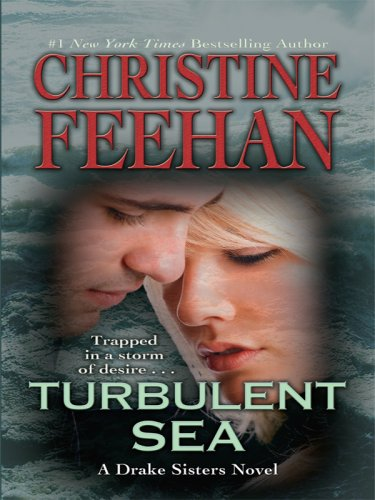 9781410410887: Turbulent Sea (Thorndike Press Large Print Romance Series)