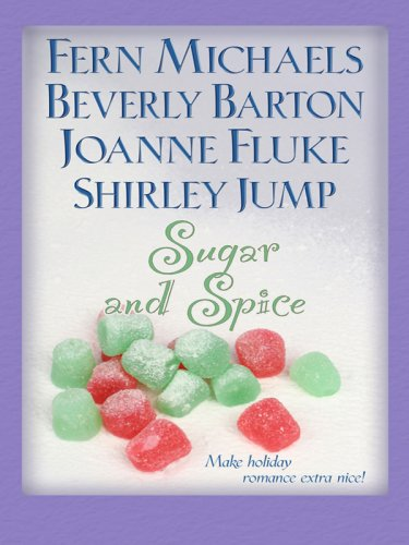 9781410410986: Sugar and Spice (Thorndike Press Large Print Famous Authors Series)