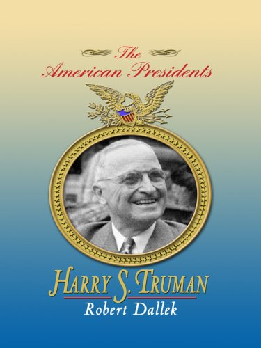 9781410411181: Harry S. Truman (Thorndike Biography)