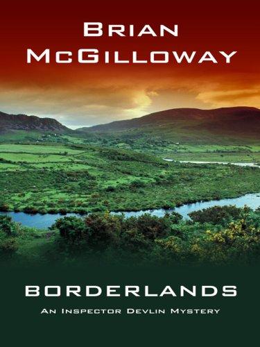 9781410411358: Borderlands (Thorndike Press Large Print Mystery Series)