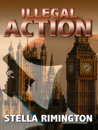 9781410411655: Illegal Action (Thorndike Thrillers)