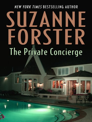 9781410411822: The Private Concierge (Thorndike Press Large Print Core Series)