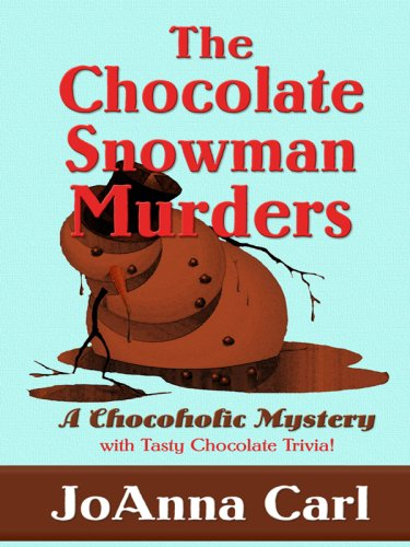 9781410411921: The Chocolate Snowman Murders (Chocoholic Mysteries, No. 8)