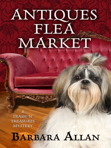 9781410411983: Antiques Flee Market (Trash 'n' Treasures Mysteries)