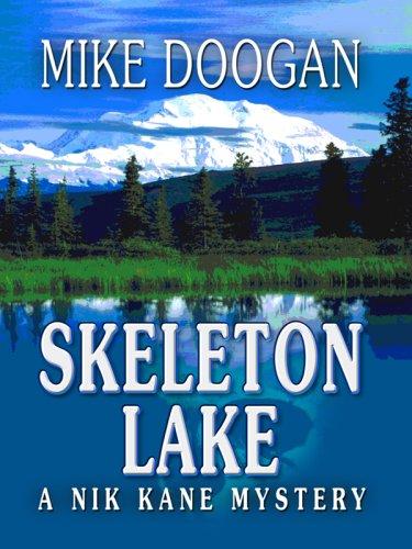 9781410411990: Skeleton Lake (Thorndike Large Print Crime Scene)