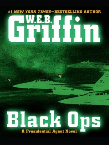 9781410412058: Black Ops (Presidential Agent Novels)