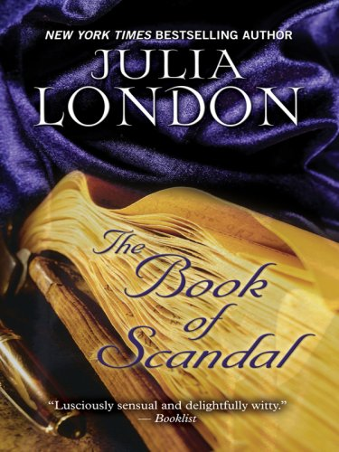 9781410412171: The Book of Scandal (Thorndike Press Large Print Core Series)